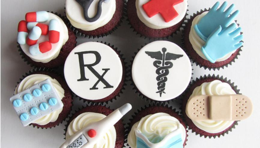 L'engouement des jeunes pour la médecine ne faiblissant pas, la première année est très sélective. //©Flickr / CleverCupCakes