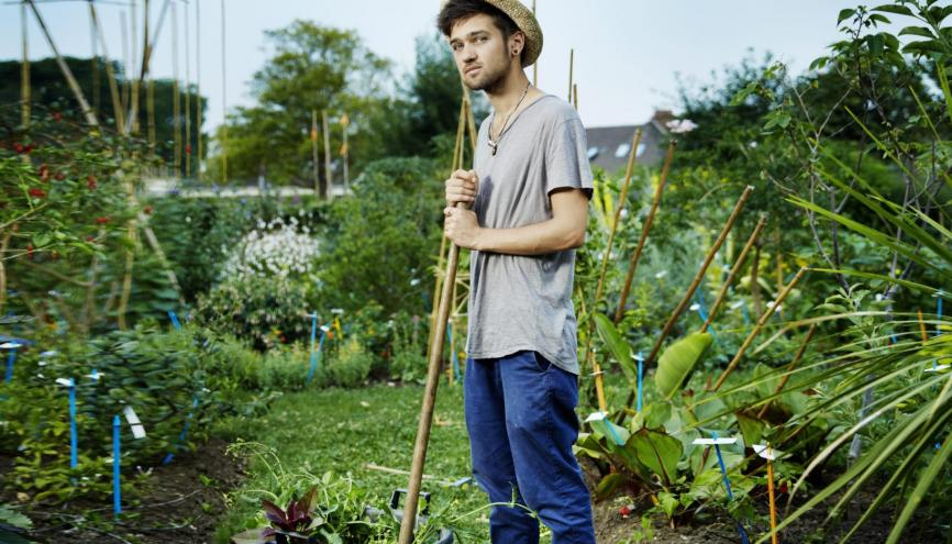 L'horticulture est l'une des nombreuses filières accessibles via un bac agricole. //©Léa Crespi pour l'Étudiant