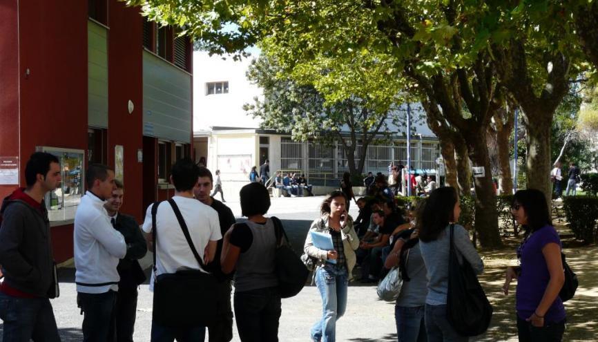 Si les cours étaient délivrés à Perpignan, le cursus énergétique appartenait jusqu'à présent à Polytech Montpellier. //©U. Perpignan.