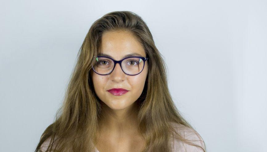 Juliette, en terminale STMG, hésite entre l'immobilier et l'événementiel //©Cyril Entzmann/Divergence pour l'Etudiant