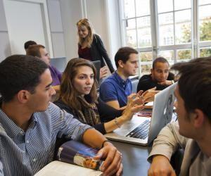 Les étudiants de grandes écoles veulent un travail utile aux autres, dans un cadre agréable et en phase avec leurs valeurs.