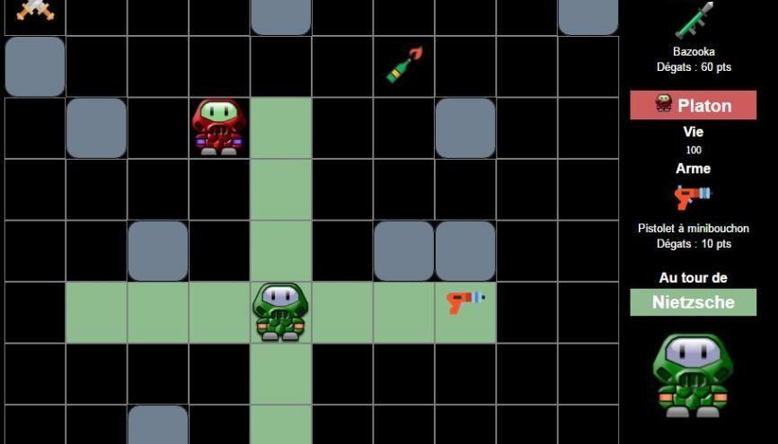 Un mois de code plus tard : notre premier jeu vidéo multijoueurs. //©Paul Conge