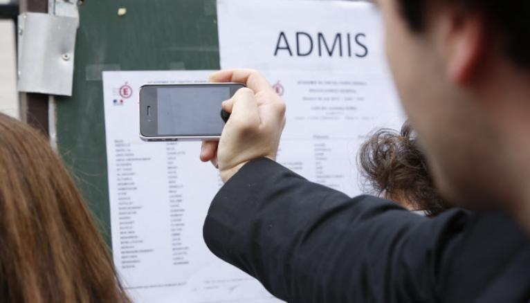 Ceci n'est pas un palmarès car le taux de mentions dépend moins de la qualité du lycée… que du niveau des élèves admis !