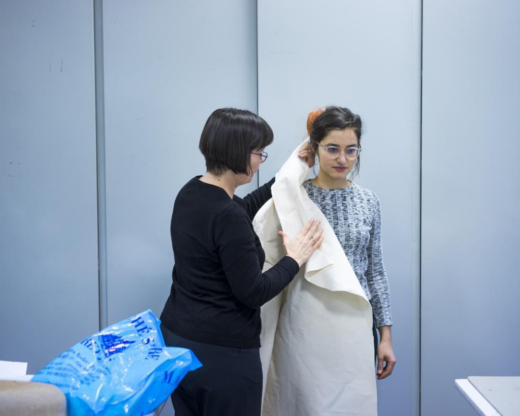 Certaines écoles de mode sont particulièrement sélectives. C'est le cas de l'ENSAD, qui n'admet chaque année que 80 étudiants. //©Myr Muratet pour l'Étudiant