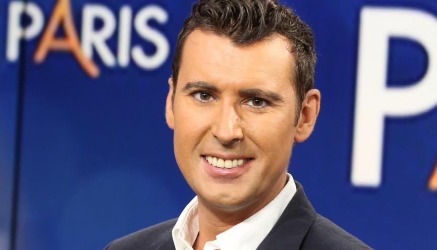 """Thomas Joubert, présentateur de """"Bonjour Paris"""" sur BFM Paris, répond à notre interview premières fois. //©Jérôme Dominé ABACA PRESSE"""
