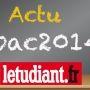 Actu bac 2014