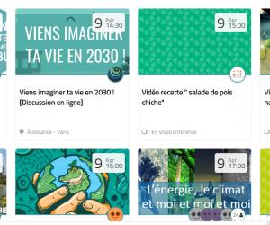 Le site Internet du REFEED, étudiants, associations étudiantes et établissements proposent différentes actions en lien avec le développement durable.