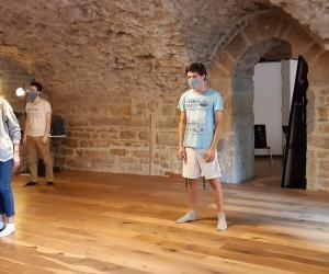 Les établissements de théâtre et de danse ont dû revoir la mise en scène de leurs spectacles.
