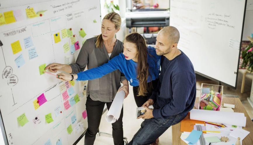 Vous rêvez de travailler dans le marketing ? Découvrez les recettes de professionnels issus d'entreprises réputées. //©plainpicture/Maskot