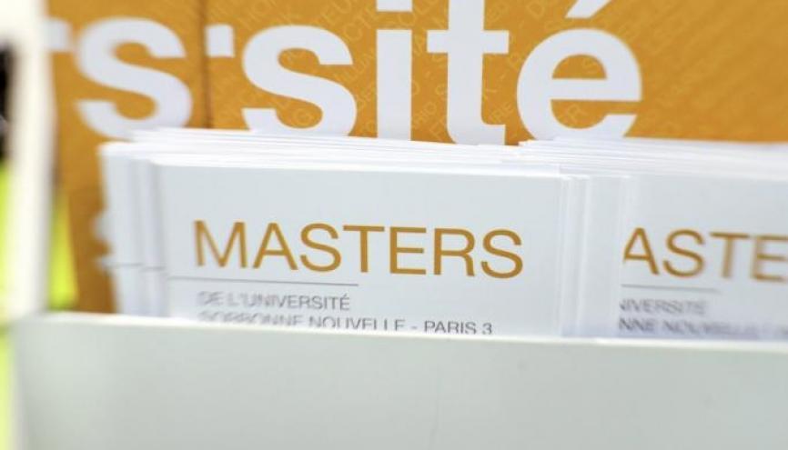 La force des diplômés de master recherche : leur capacité d'adaptation à tous les domaines. //©R.E.A
