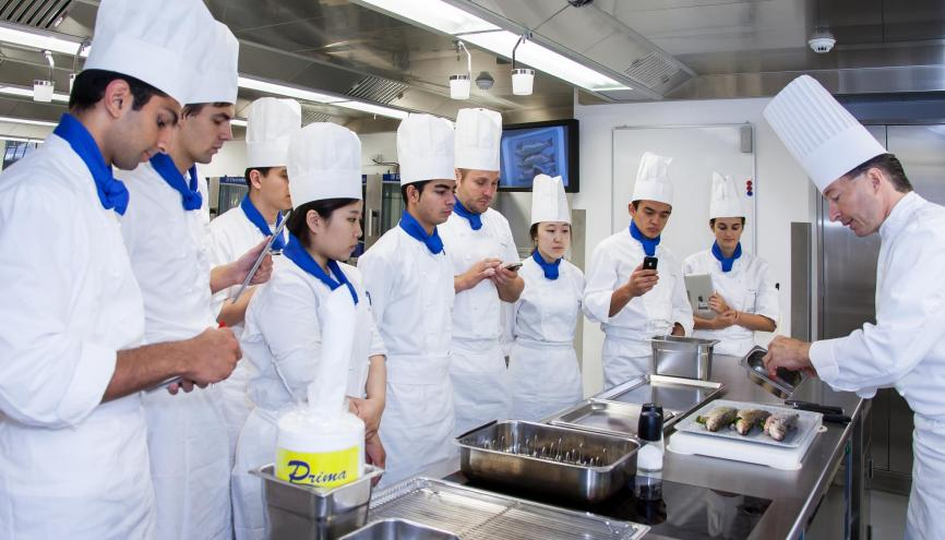 La Semaine du goût se déroule partout en France du 10 au 16 octobre 2016. //©SEG Swiss Education Group