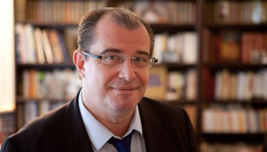 Éric Cobast, votre coach pour intégrer Sciences po //©Florence Levillain