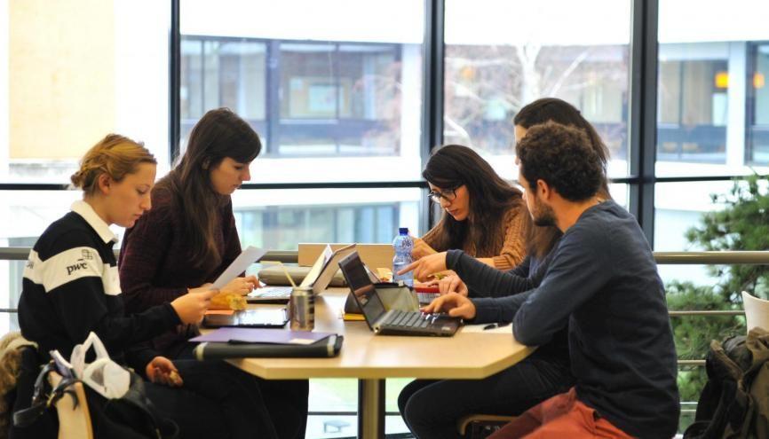 L'ESSEC, une école plébiscitée par les élèves de classes prépas. //©ESSEC
