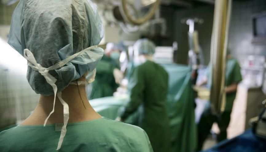 Les étudiants en santé ne sont pas toujours chouchoutés lors de leurs stages //©plainpicture/fStop/Team Static
