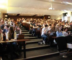 À Sciences po Strasbourg, 190 étudiants feront leur rentrée en première année le 15 septembre 2017.