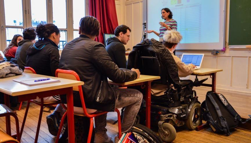 Je sors avec un mec en fauteuil roulant Speed Dating entrepreneurs