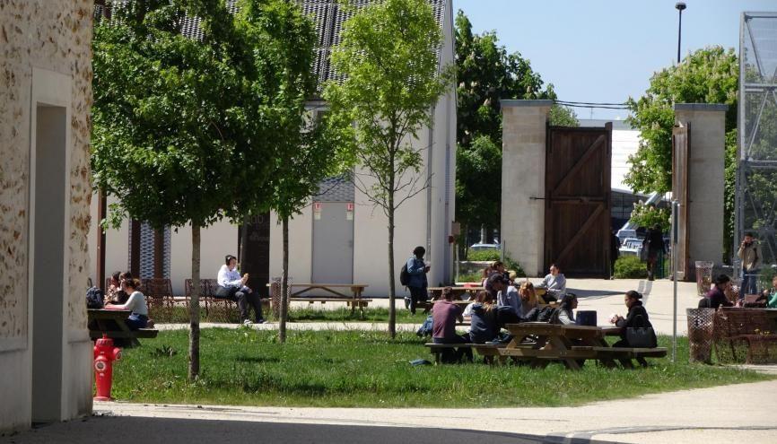 L'université Gustave Eiffel favorise la professionnalisation des étudiants dans tous les types de formation. //©Mélanie Trochon