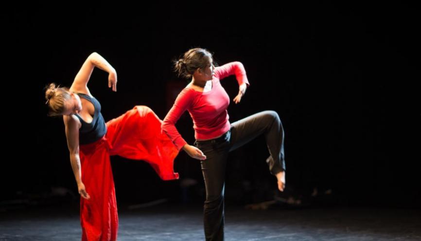 Danse, cirque théâtre… la maîtrise de ces arts exige travail et persévérance.