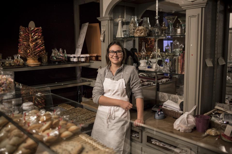 Les Métiers de la boulangerie-pâtisserie //©Mat Jacob/Tendance Floue pour l'Etudiant