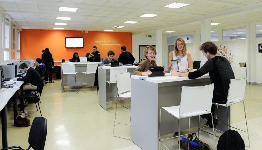 L'EM Normandie fait partie des huit établissements qui recrutent par le biais du concours Sésame. //©EM NORMANDIE