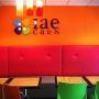 Université de Caen : cafétéria de l'IAE