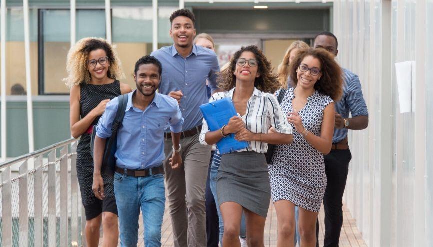 En école de commerce ou d'ingénieur, des projets communs vous seront demandés. //©Henri Salomon/EGC Martinique