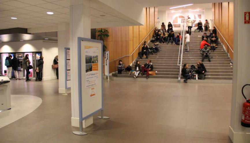 Les diplômés de Dauphine sont assimilés à ceux des grandes écoles. //©Marie-Anne Nourry