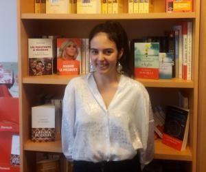 Déborah Vedel est devenue responsable commerciale chez Plon, à 23 ans.