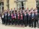 L'équipe de France des métiers en route pour les WorldSkills 2015 //©Virginie Bertereau
