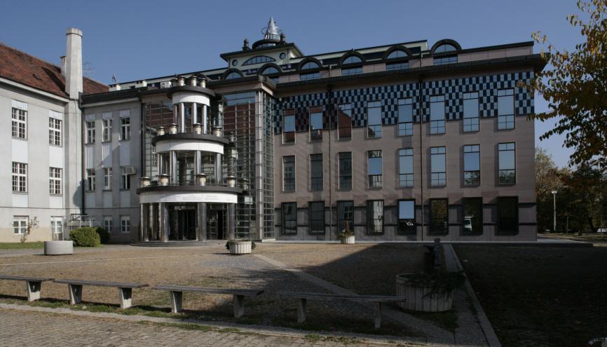 L'école de médecine de l'université de Zagreb accueille une cinquantaine d'étudiants étrangers dans son programme en anglais. //©Université de Zagreb