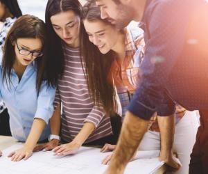 L'engagement étudiant favorise la montée en compétences des futurs ingénieurs.