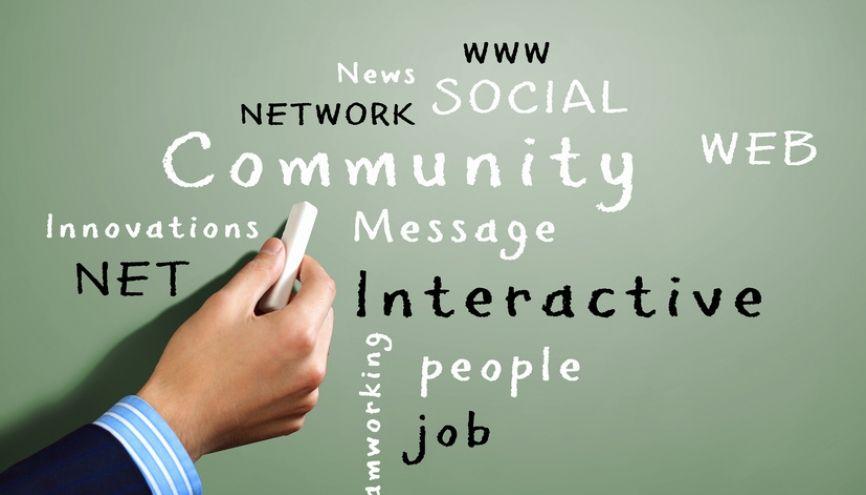 L'animation des réseaux fait partie des missions du community manager. //©Fotolia