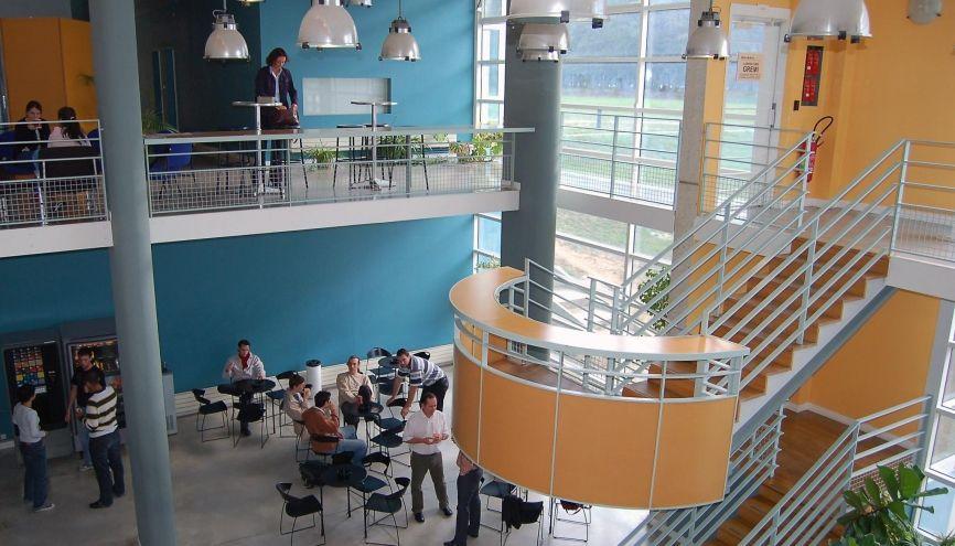 À l'université d'Orléans se trouve une école Polytech. //©Polytech Orléans