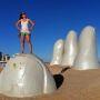 Fanny, étudiante en tourisme, a profité d'un échange de quatre mois à Buenos Aires