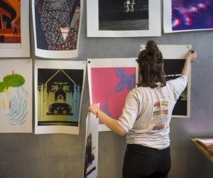 L'ENSAD, ou Arts déco de Paris, compte parmi les écoles d'art les plus sélectives.
