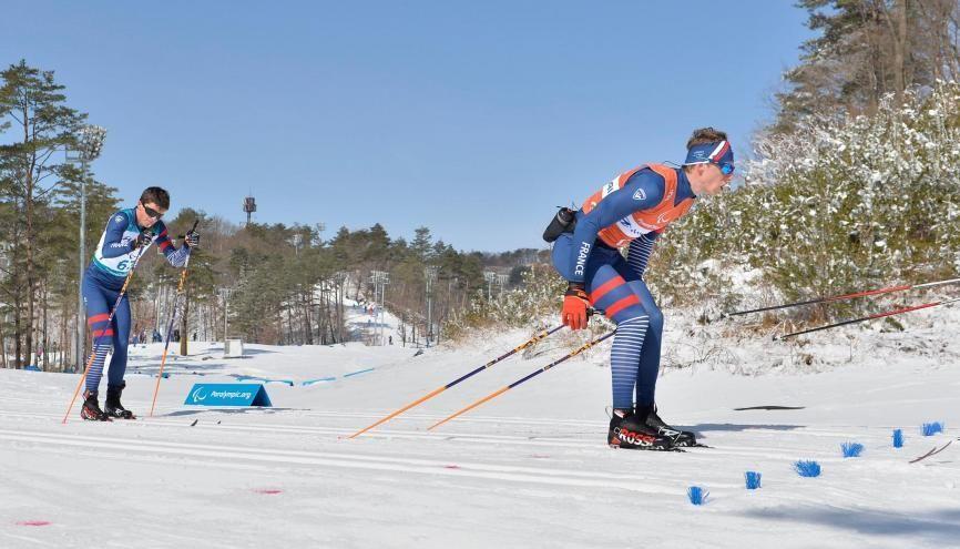 Bastien Sauvage, 21 ans, est étudiant à l'Université Grenoble Alpes et sportif de haut niveau. //©DR