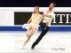 Gabriella Papadakis et Guillaume Cizeron, champions du monde de danse sur glace. //©Jerzy Bukajlo