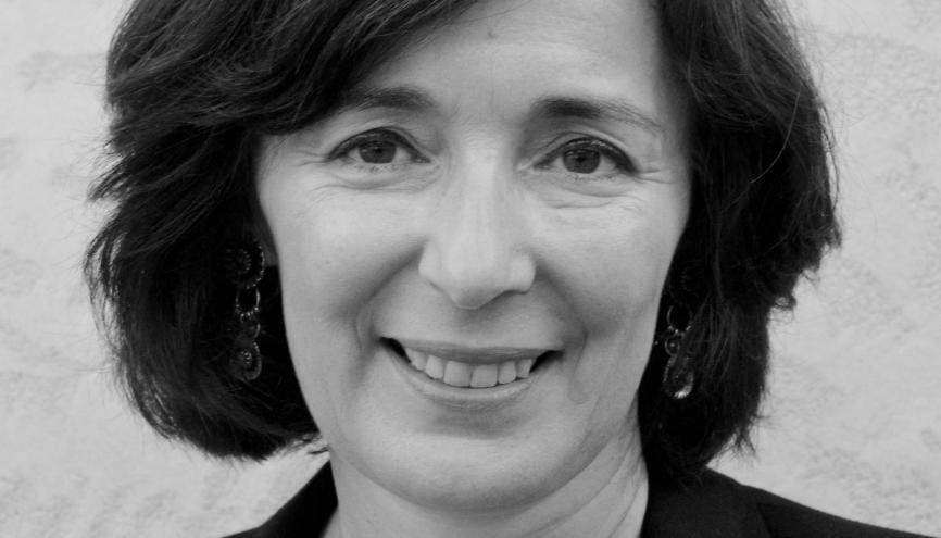 Sophie Jehel, maître de conférences en sciences de l'information et de la communication à Paris 8 //©Sophie Jehel