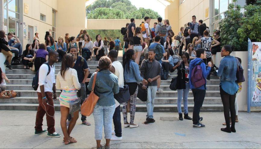 Université Montpellier 3 //©Camille Stromboni