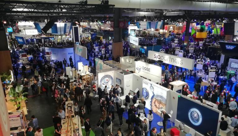 VivaTech est le rendez-vous mondial des start-up.
