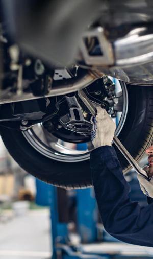 L'automobile est l'un des secteurs qui emploie le plus d'apprentis.