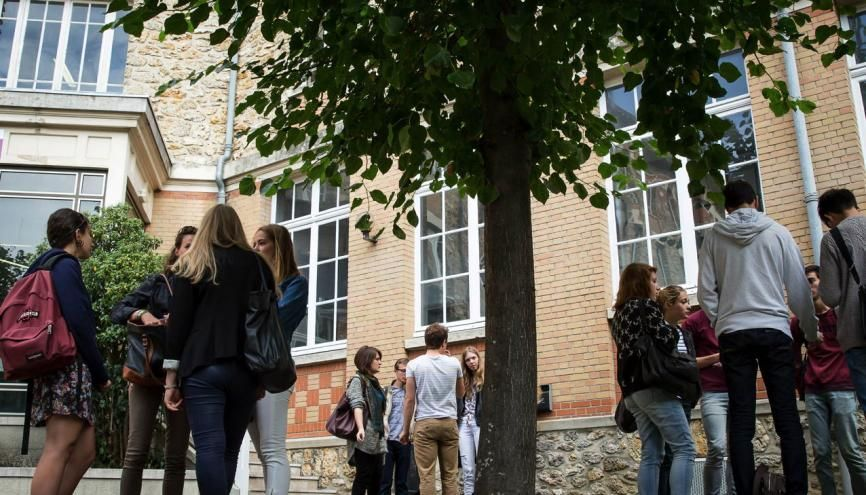 Saint-Germain-en-Laye souhaite multiplier les doubles diplômes avec des partenaires prestigieux. //©Florence Levillain pour L'Étudiant