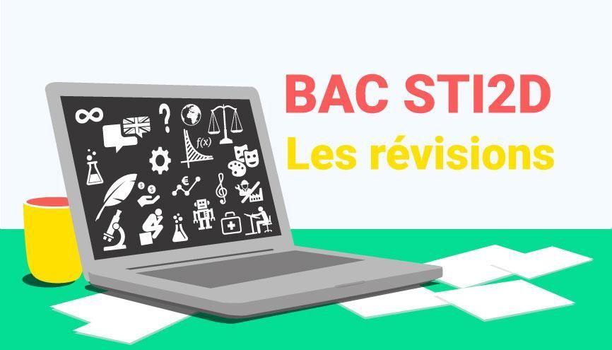 Bac STI2D - Les révisions //©Juliette Lajoie
