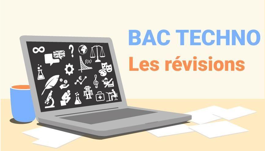 Bac TECHNO - Révisions //©Juliette Lajoie
