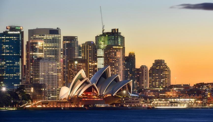 En 2015, plus de 23.000 visas PVT (Programme vacances-travail) pour l'Australie ont été accordés aux Français. //©f11photo / Shutterstock