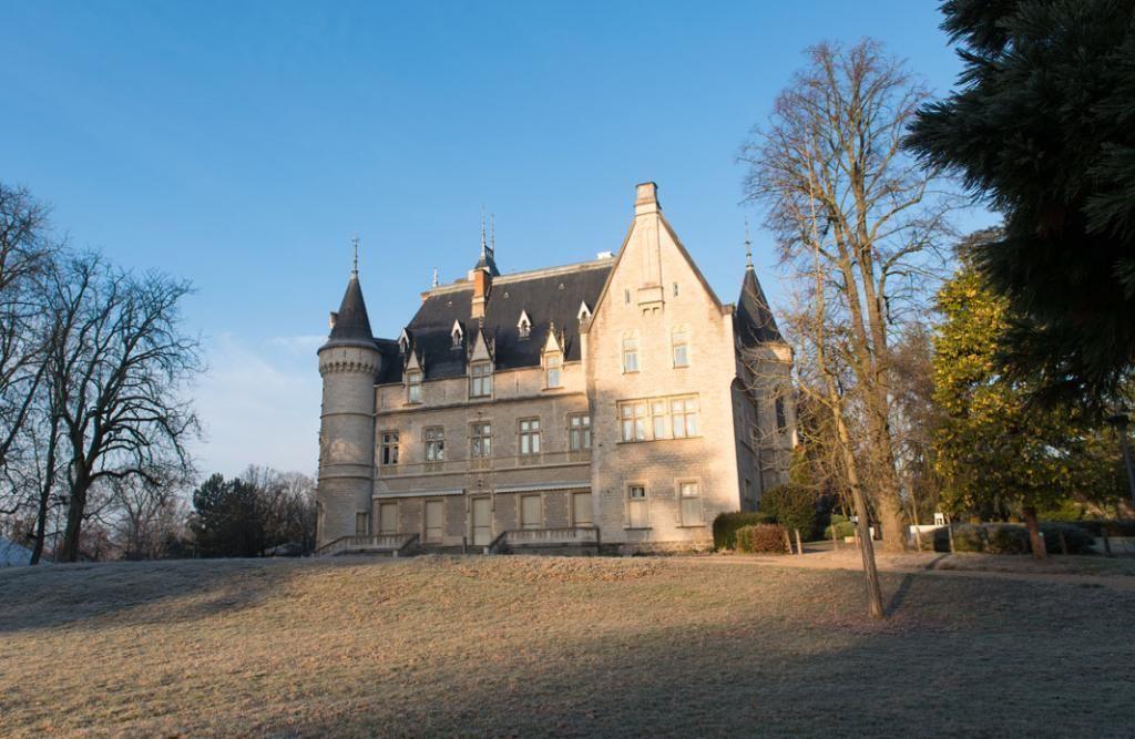 À Écully, le château du Vivier abrite plusieurs lieux d'application de l'Institut Paul-Bocuse (l'un des chefs les plus connus dans le monde, qui est décédé le 20 janvier dernier), ainsi que des salles de cours //©Olivier GUERRIN pour L'Étudiant
