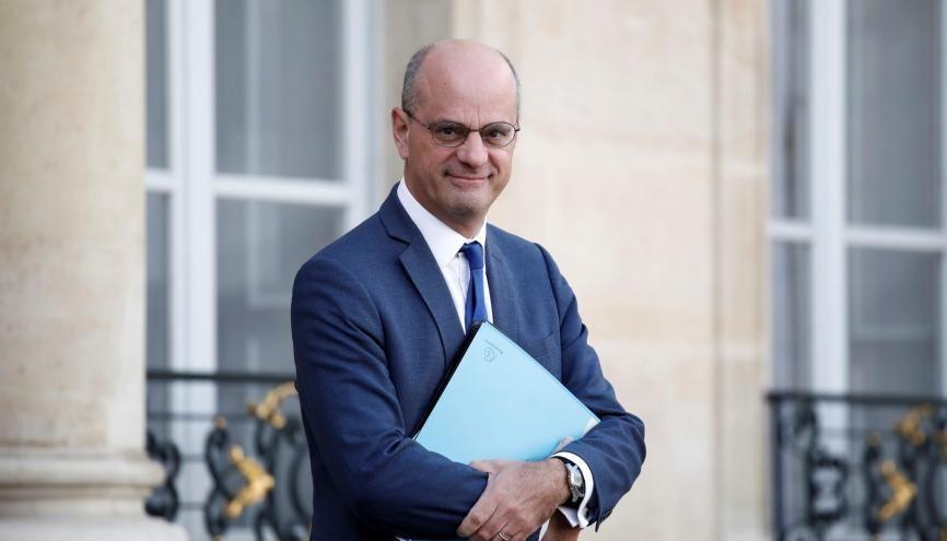 Jean-Michel Blanquer, le ministre de l'Éducation nationale. //©BENOIT TESSIER / REUTERS