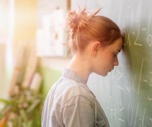 En 2019, 24,6% des élèves étaient en difficultés en mathématiques.