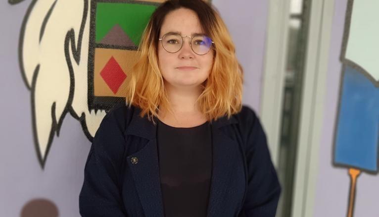 Maud, étudiante à l'UTT, a remporté le prix de l'élève-ingénieure France