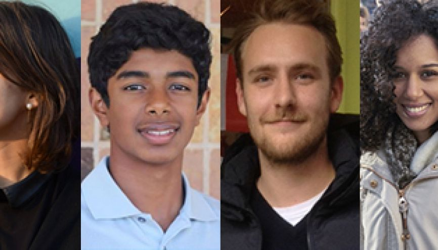 Jeunes entrepreneurs ou chargés d'association, ils ont choisi d'aider les autres. //©l'Etudiant